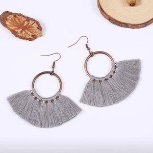 🌻3/$15🌻NWT Bohemian Tassel Earrings